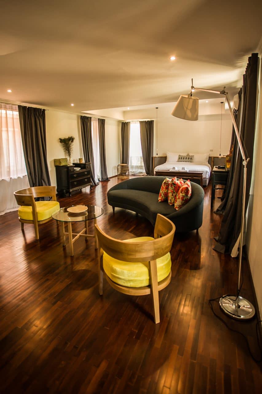Twelve Hotel King Suite